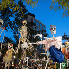 Halloween, a New York è da brivido: parate di zombie e party horror